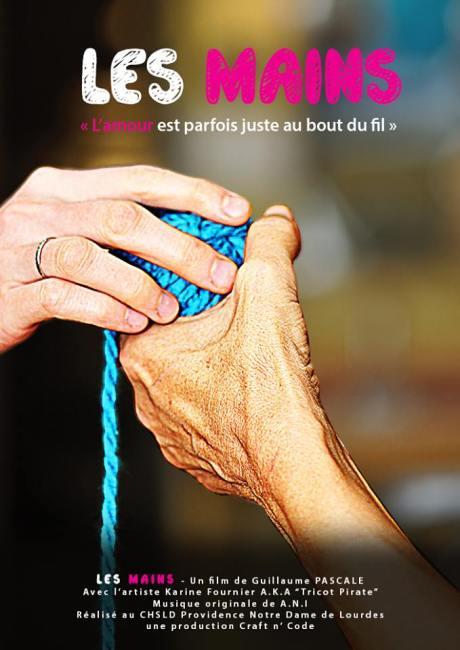 Les Mains Poster