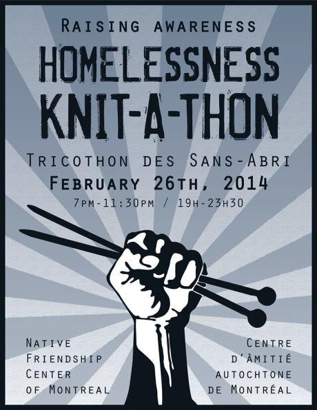 Knit-A-Thon